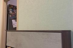Мебель в прихожую готова и установлена☑ Проект дизайнера нашей студии Евгении @evagenialove Материалы: ▫Корпус H1115 Баменда серо-бежевая ▫Фасад Хромикс Белый ▫Ручки от @mdm_furnitura_vrn ▫Мягкая сидушка Vellutto 52 #прихожая #мебельвприхожую #мебельвприхожуюворонеж #квартирныйответворонеж