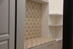 Мебель для прихожей по проекту @_korneva_mv ✅ Фасады МДФ, панель Мягкая с каретной стяжкой и крючками☘в нижних шкафчиках сетка для обуви☘ Нас найти 👀Беговая 223/4 вход со двора,рядом с первым подъездом 📞230-79-69 #мебельназаказворонеж #дизайнинтерьераворонеж #мебельдляприхожейворонеж #мебельдлядомаворонеж #мебельворонеж #воронеж #vrn #designinterior #furnituredesign