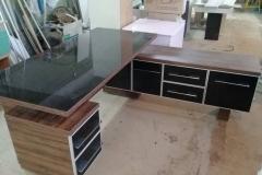 Офисная мебель на заказ в Воронеже недорого.