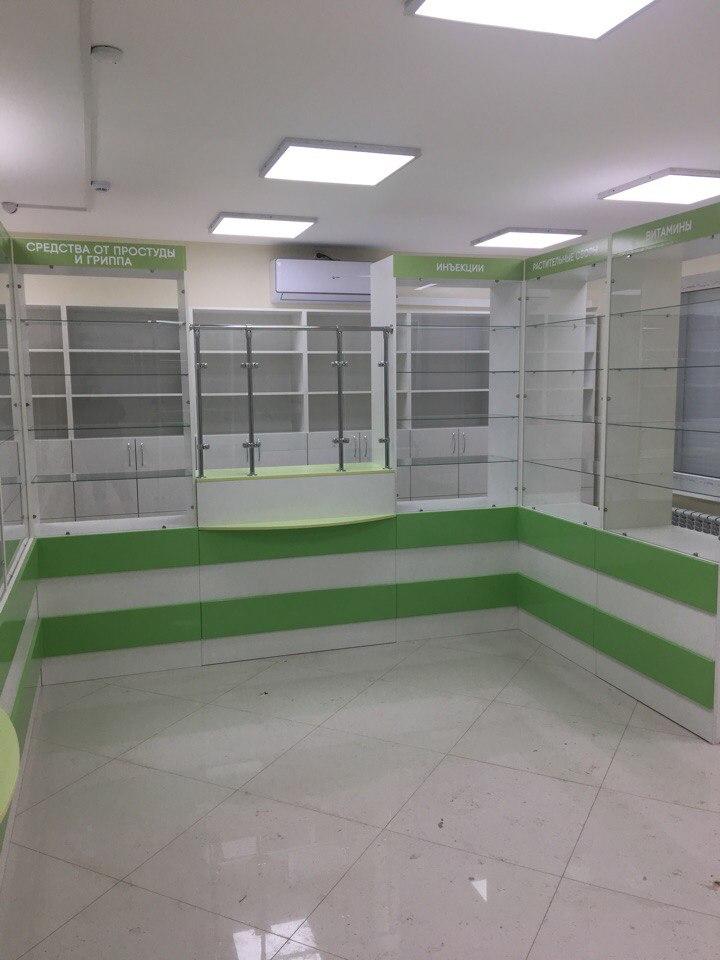 Мебель для аптеки в Воронеже. Мебель для аптеки. Аптека.