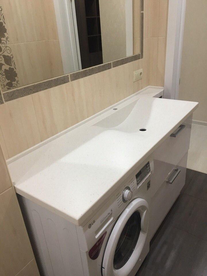 Мебель для ванной комнаты на заказ в Воронеже