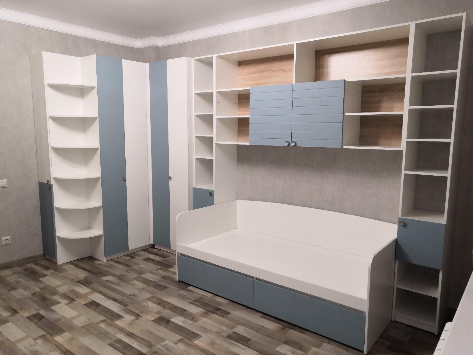 мебель для детской в Воронеже, мебель на заказ Воронеж, Воронеж, детская для мальчика в Воронеже